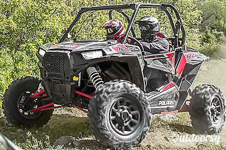 02017 Polaris RZR XP 1000  Sugar Land, TX