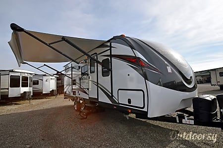02018 Heartland North Trail 505 RV Rentals New Mexico #ABQRV  Rio Rancho, NM