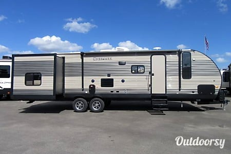 2017 Forest River Cherokee 304 BS  Reno, NV