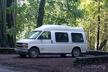 Wildside Camper Van  Ashland, OR