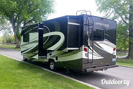 Burning Man 2017 Ready! Executive Luxury Class C Motorhome with 2 Slide Out - Reno Pickup / Dropoff  Reno, NV