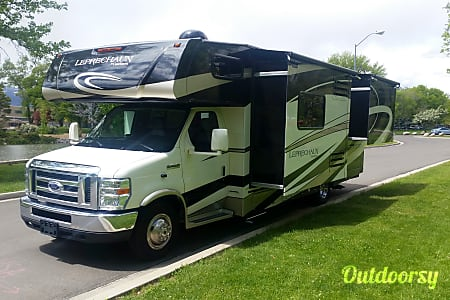 0Burning Man 2017 Ready! Executive Luxury Class C Motorhome with 2 Slide Out - Reno Pickup / Dropoff  Reno, NV