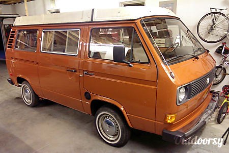 0Lovebus - a 1980 Volkswagen Westfalia  East Lansing, MI