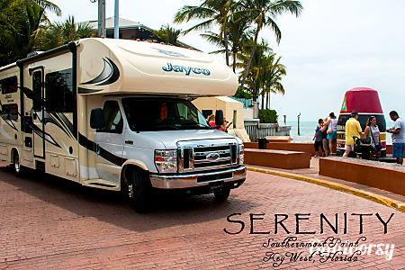 "2016 Jayco Greyhawk (Bunkhouse) - 31FS - ""Serenity""  Clermont, FL"