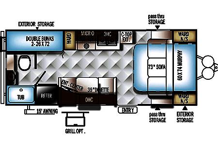2016 Flagstaff Micro Lite  Humble, TX