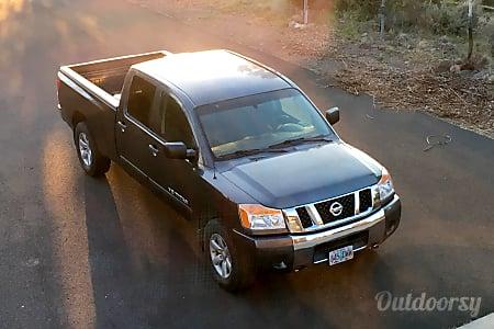 02008 Nissan Titan  Redmond, OR