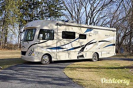 02016 Thor Motor Coach A.C.E  Carlisle, PA