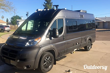 02017 Winnebago Travato  Phoenix, AZ
