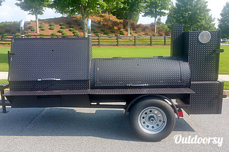 "0""The Meat Man"" Smoker Grill Smoker/Grill/Warmer  Kennesaw, GA"