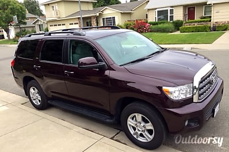 02016 toyota sequoia  Pleasanton, CA