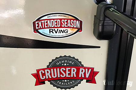 2016 Cruiser Rv Corp Radiance  Biloxi, MS