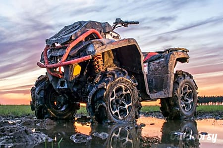 02017 Can-AM Outlander XMR 570 Mud Edition  Sugar Land, TX