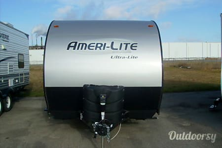 0Gulf Stream Ameri-Lite 274QB2  Nevada, IA