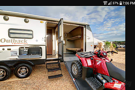 2015 Keystone Outback Terrain 230TRS  Jacksonville, FL