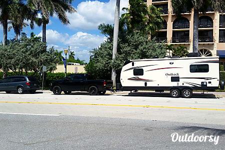 02015 Keystone Outback Terrain 230TRS  Jacksonville, FL