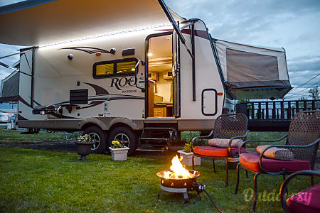 2017 Forest River Rockwood Roo  Moses Lake, WA