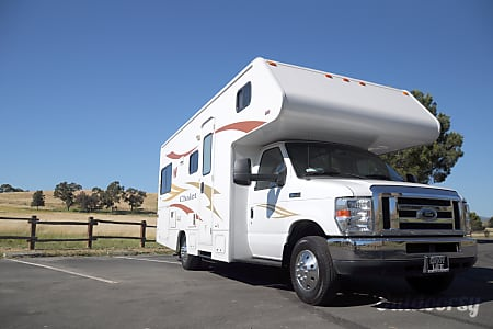 02012 Winnebago Chalet 24v--JG Betty  San Jose, CA