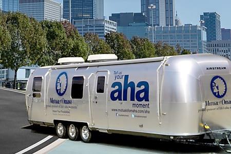 02009 Airstream Pan America 34ft toy hauler mobile production studio  Alameda, CA