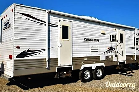 Gulf Stream Conquest - Don't just go camping... go on a Conquest  Lexington, SC