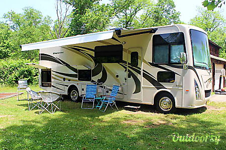 02017 Thor Motor Coach Windsport  Burlington, NJ