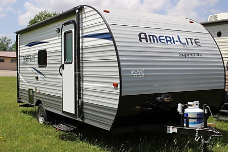 021' Gulf Stream Ameri-Lite Bunk House, Sleep up to 6  Cement City, MI