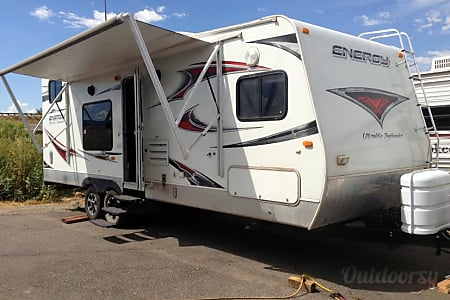 0Energy Toy Hauler Camper  Grand Junction, CO
