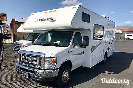 02012 Majestic 23A, Leisure Craft The ultimate family RV  Grizzly 1  Salt Lake City, UT