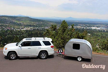 2017 Custom Teardrop Camper  Bend, OR