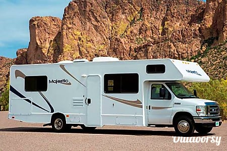 02012 Majestic 28A, Leisure Craft, The ultimate family RV, Big road Grizzly 2  Salt Lake City, UT
