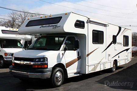02007 Thor Motor Coach 29R  Keyport, NJ
