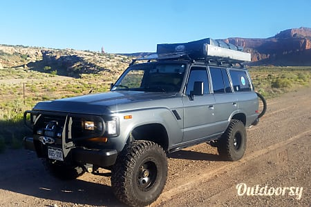 01988 Toyota Land Cruiser FJ 62  Golden, CO