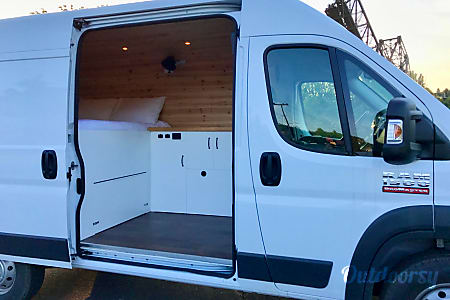 Seattle Campervans - The Flagship (NEW 2017)  Seattle, WA