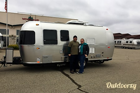 2017 Airstream Sport  Oak Park, MI