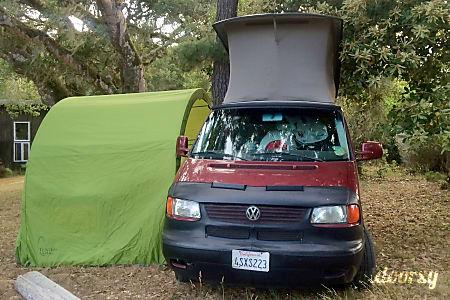02001 Volkswagen Eurovan Westfalia Weekender MV  Ventura, CA