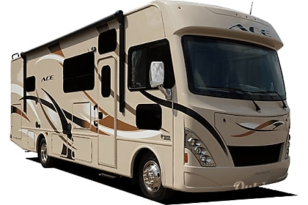 0New 2017 32' Thor ACE Class A Bunk House  Acworth, GA