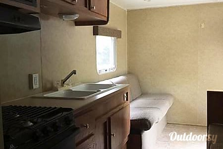 2006 Open Deck Toy Hauler Travel Trailer  Texarkana, TX