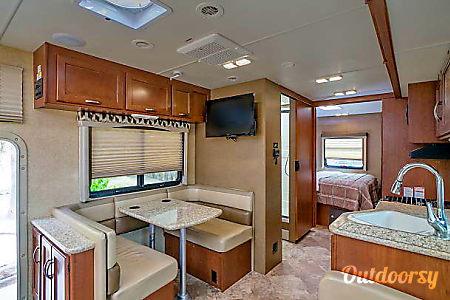 Glampin RV Rental  Tucson, AZ