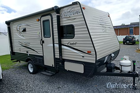 "0""Cozy"" 2017 Coachmen Clipper  Cleveland, TN"