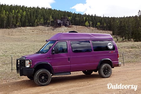 2011 Ford E 350 - Magilla  Fort Collins, CO