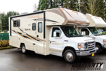 0WINNEBAGO SPIRIT 22R  Junction City, OR