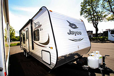 0JAYCO JAYFLIGHT SLX 264BHW  Junction City, OR