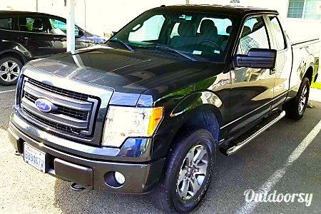 2013 Ford Ford F150 for 2015 Keystone Hideout  Ferndale, WA