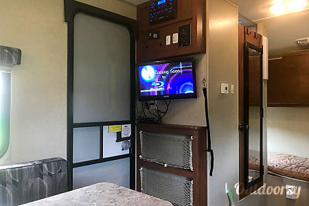 2014 Forest River R-Pod 182G Ultralight Travel Trailer  Hudson, Ohio