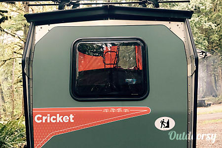 Outbound Rigs 2017 Taxa Cricket Trek  Seattle, WA