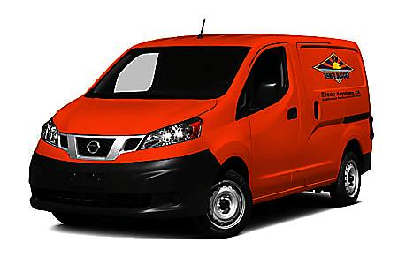 02015 Nissan NV200  San Diego, CA