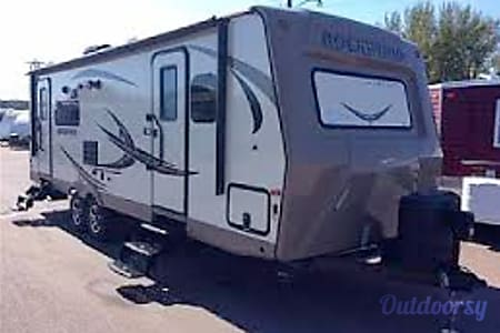 2016 Forest River Rockwood Ultralite 2604  Roscommon, MI