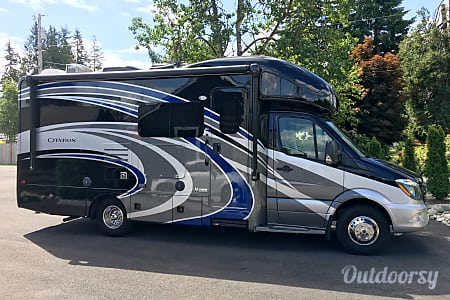 2016 Thor Citation Sprinter  Monroe, WA