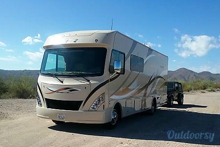 02016 Thor Motor Coach A.C.E  Tulare, CA