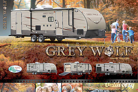 2016 Forest River Cherokee Grey Wolf  Jacksonville, Florida