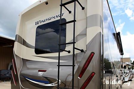 Thor Motor Coach Windsport 34J  Kennesaw, GA